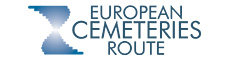 European Cemeteries route logo
